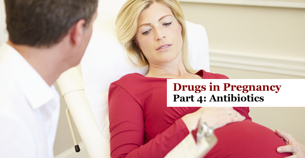 Drugs in Pregnancy Part 4: Antibiotics