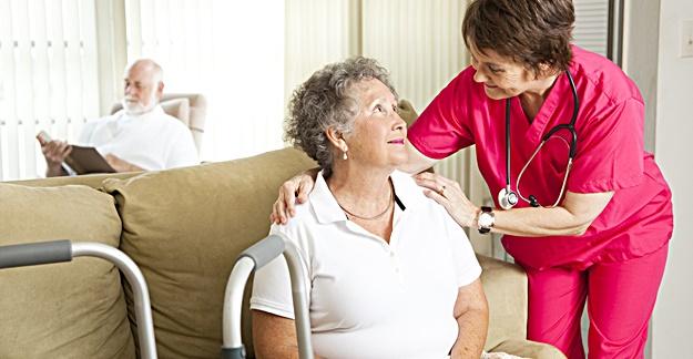 Cutting the Use of Antipsychotics in Nursing Homes