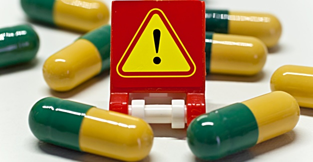 Antibiotics, Antidepressants Top FDA's Watch List
