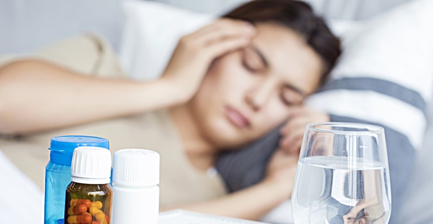 Combining Migraine Meds With Antidepressants Safe