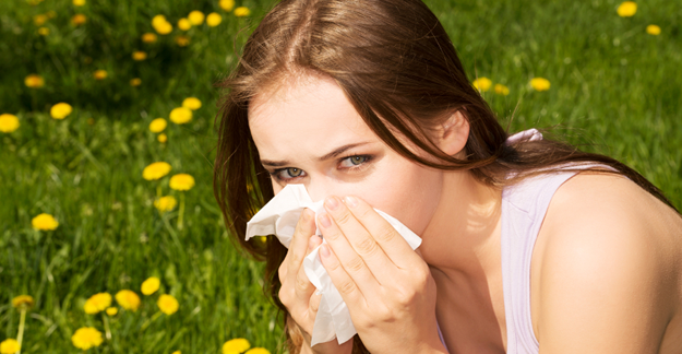 5 Ways to Fight Spring Allergies