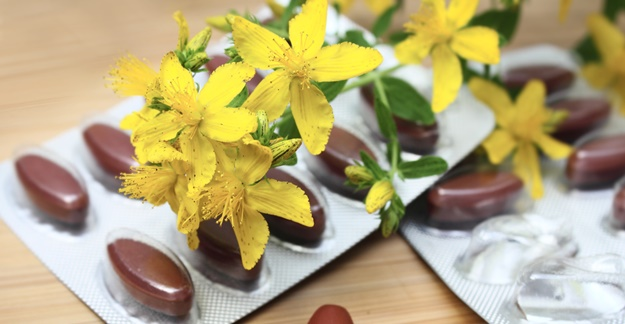 'It's a Gamble:' St. John's Wort, Depression and Drug Interactions