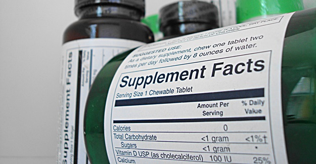 If You Take Supplements, Lower Expectations of What They Can Do