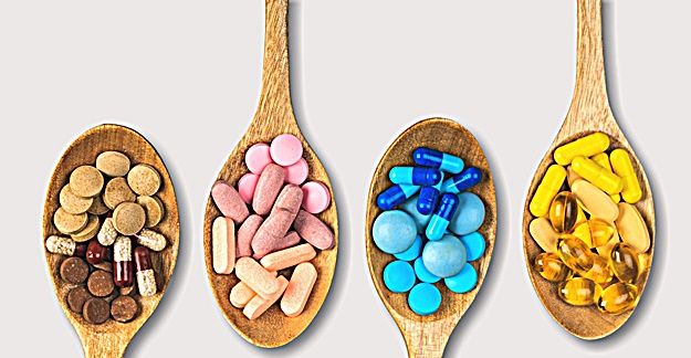 5 Vitamins That Can Harm You