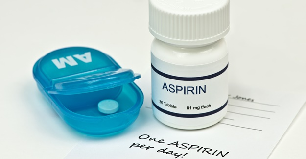 Study Questions Aspirin's Effect in Preventing Cardiovascular Events