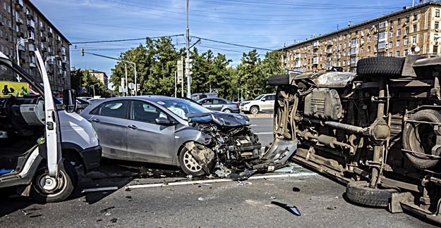 More Fatal Car Crashes Related to Rx Opioid Use