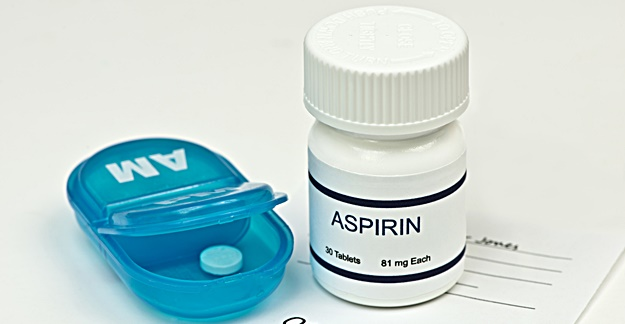 Low-Dose Aspirin for Healthy Older Adults Brings Risks, Not Benefits