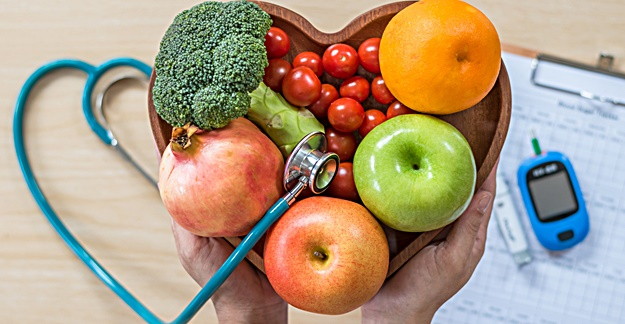 For Those With Diabetes, A Good Diet Can Be Better Than Medicines