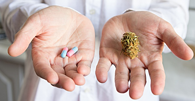 Does Medical Marijuana Cut Down on Prescription Drug Use?