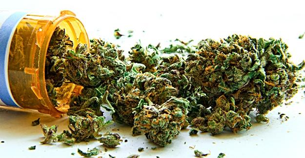 Medical Marijuana May Lead to Fewer Opioid Rxs