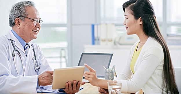 Speak Up: Patient Preferences in Medical Care