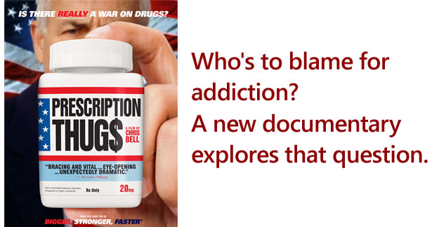 Who's to Blame for Addiction?