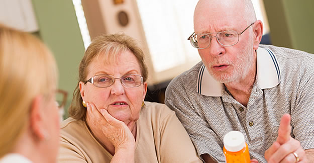 Side Effects of 5 Drugs Seniors Commonly Take