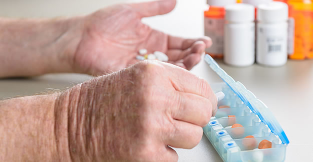 One in 7 Older Adults Experience Harmful Drug Side Effects