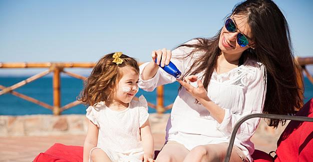 EWG's Best Sunscreens for Kids