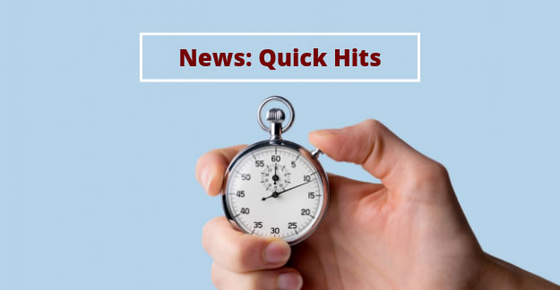 Quick Hits: Antipsychotic May Treat Chemo Side Effects, Increasing Availability of Opioid Overdose Med, & More
