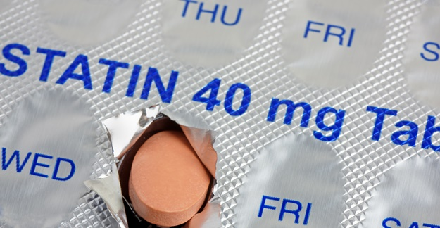 Only Half on Statins See 'Appropriate' Reduction in Bad Cholesterol